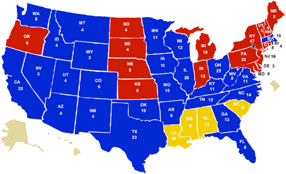 The 1948 Presidential Election