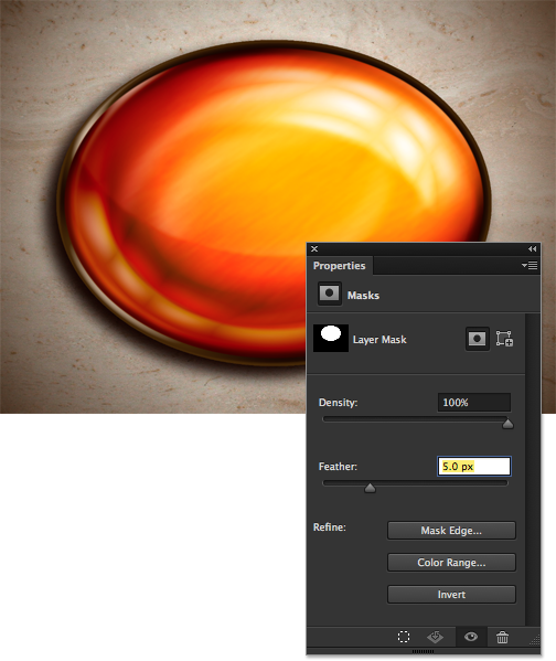 Deke's Techniques 100: Creating a Shiny Button with Inset