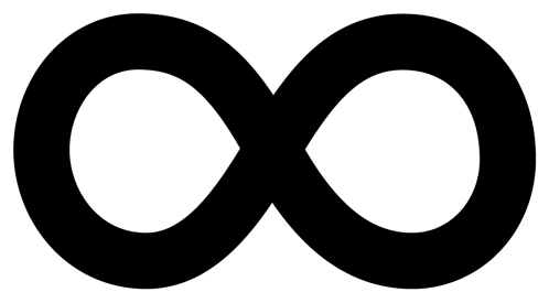 Dekes Techniques 104 Crafting An Infinity Symbol To Match A Font