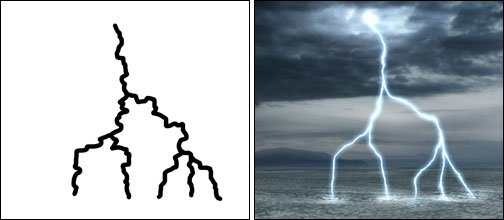 Deke's Techniques 62: Making Synthetic Lightning in Photoshop, a