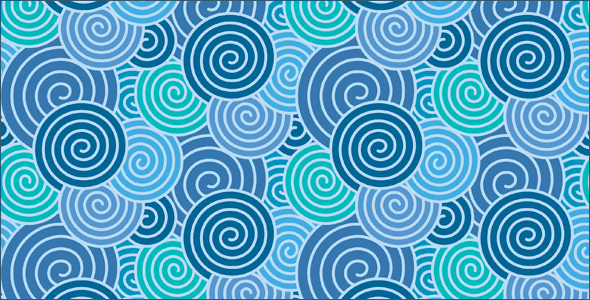 A seamless hex pattern created in Illustrator CS6