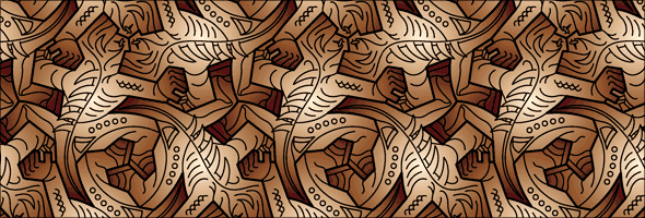 Illustrator CS5 One-on-One: Advanced, Chapter 16: Tile Patterns