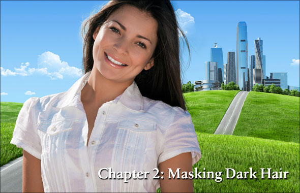 Chapter 2, Masking Dark Hair
