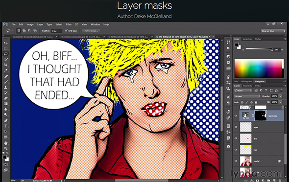 What do layer masks do?