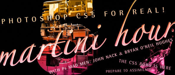 The new features in Photoshop CS5