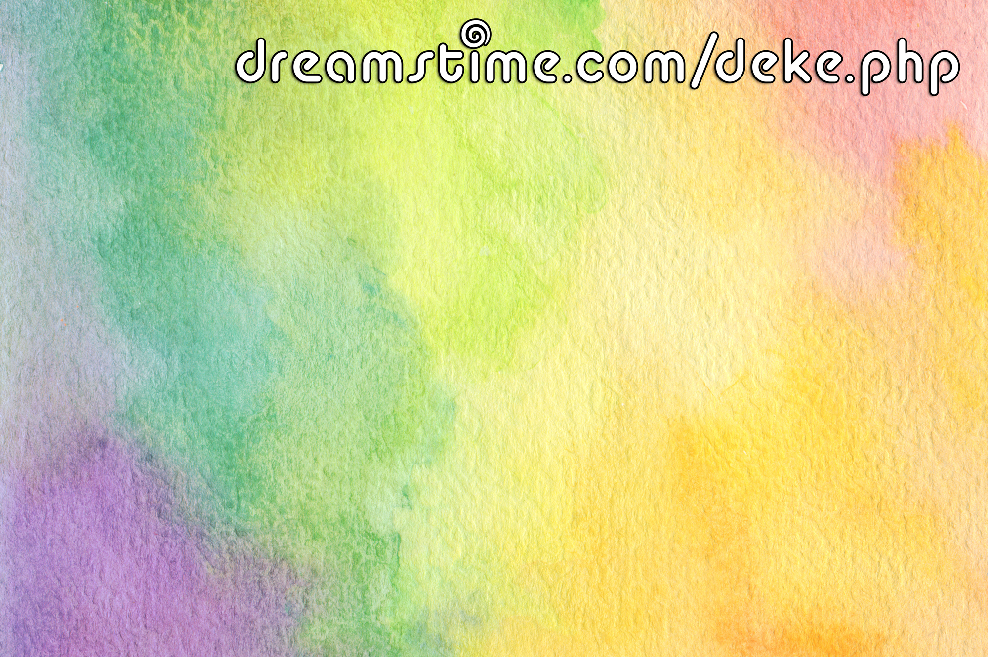An abstract watercolor from the Dreamstime image library