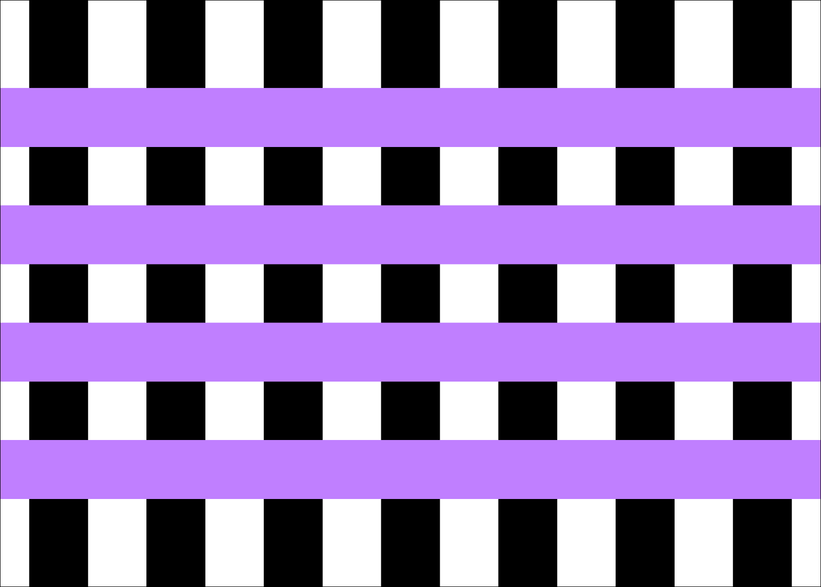Straight purple lines in Adobe Illustrator