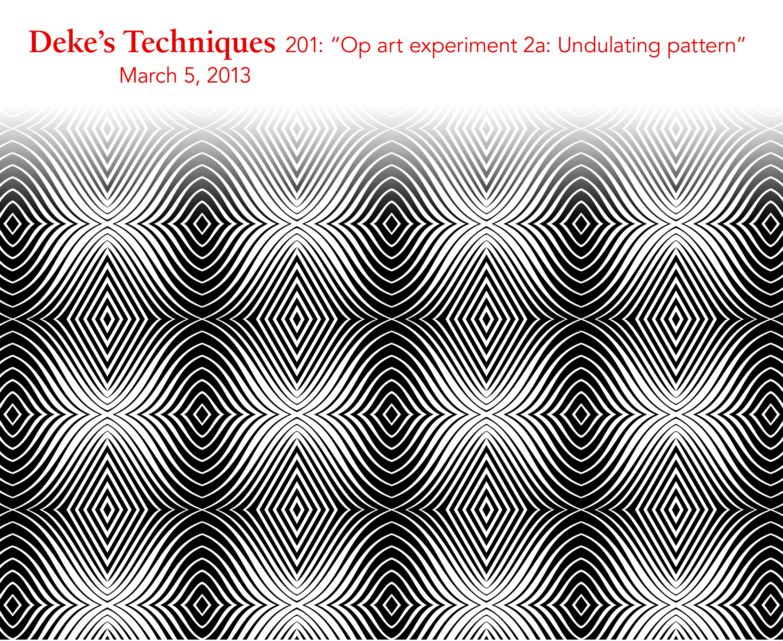 Line Design Op Art : Op art what by caleb schrader