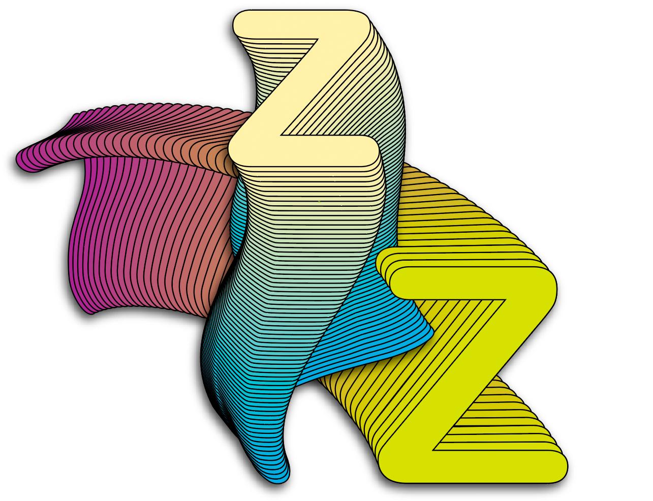 Dynamic Warp Distortions in Adobe Illustrator: Fish and Twist, a