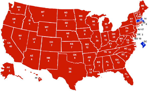The 1972 Presidential Election