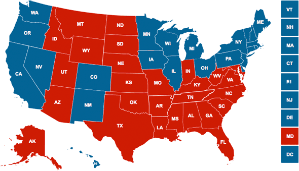 The (possible) 2012 Presidential Election
