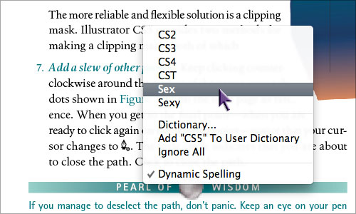 InDesign CS4 Trades CS5 for Sex
