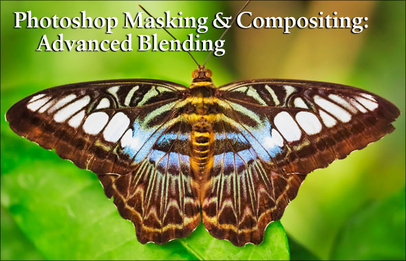 Photoshop Masking & Compositing: Advanced Blending