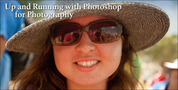 Up and Running with Photoshop for Photography