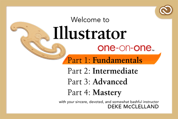 Welcome to Illustrator One-on-One Fundamentals
