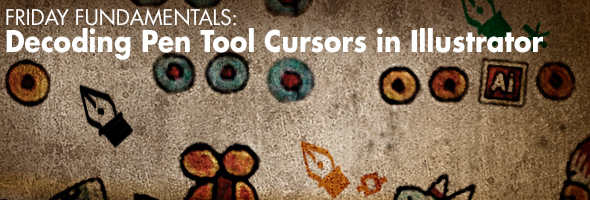 Decoding the Pen Tool Cursors in Adobe Illustrator