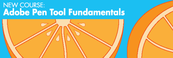 New Course: Adobe Pen Tool Fundamentals